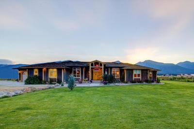 Stevensville Single Family Home For Sale: 456 Moiese Lane