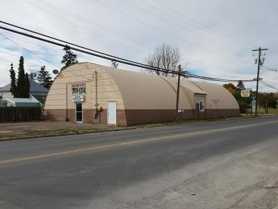 Kalispell Commercial Under Contract Taking Back-Up : 3 8th Avenue West