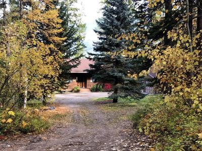 Whitefish Single Family Home For Sale: 647 Delrey Road