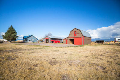 Flathead County Single Family Home For Sale: 178 Pioneer Road