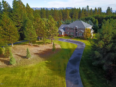 Kalispell Single Family Home For Sale: 348 Plantation Drive