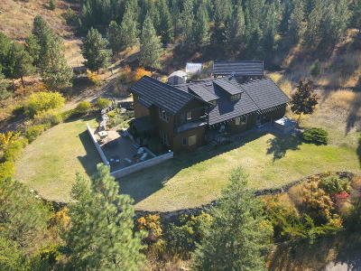 Missoula Single Family Home For Sale: 5170 Arnica Road