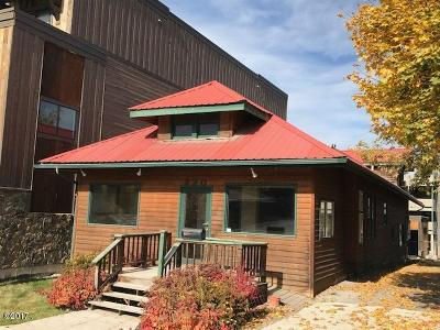 Flathead County Commercial For Sale: 220 2nd Street