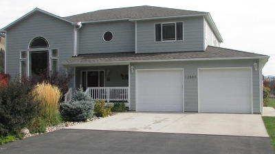 Lolo Single Family Home Under Contract Taking Back-Up : 12580 Conestoga Way
