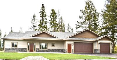 Flathead County Single Family Home For Sale: 441 Soaring Pines Trail