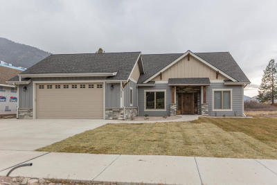 Missoula Single Family Home For Sale: 537 Cahill Rise