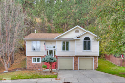 Missoula Single Family Home For Sale: 2203 Greenough Court West