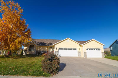 Missoula MT Single Family Home For Sale: $380,000