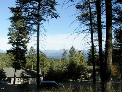 Lakeside MT Residential Lots & Land For Sale: $59,500