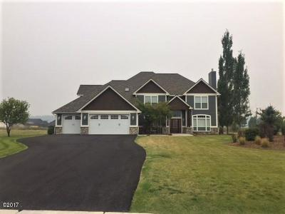 Flathead County Single Family Home For Sale: 3065 River Lakes Drive