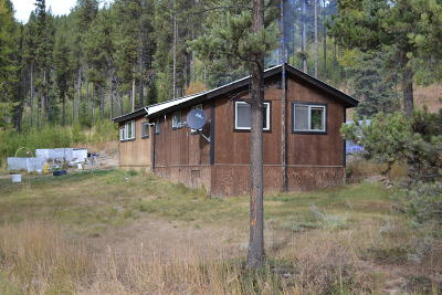 Flathead County Single Family Home For Sale: 3722 Good Creek Road