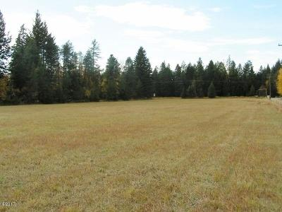 Kalispell MT Residential Lots & Land Under Contract Taking Back-Up : $123,000