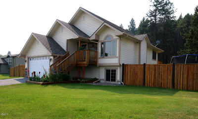Flathead County Single Family Home For Sale: 215 Lupine Drive