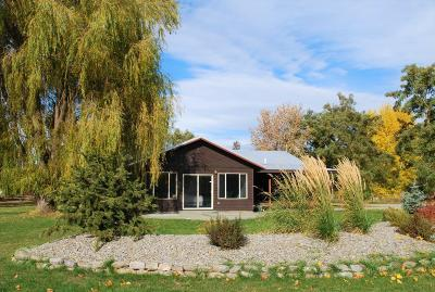 Polson Single Family Home For Sale: 37832 Mt-35