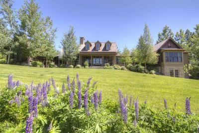 Hamilton Single Family Home For Sale: 1492 Stock Farm Road