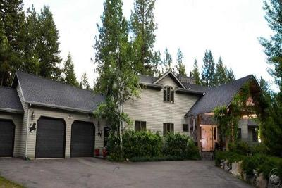 Missoula County Single Family Home For Sale: 20880 Whitetail Ridge Road