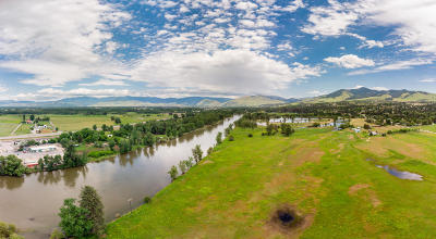 Missoula Residential Lots & Land For Sale: 5080 Old Bitterroot Road