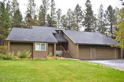 Kalispell Single Family Home For Sale: 166 Yellow Pine Drive