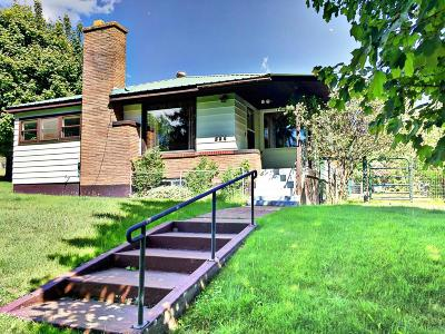 Thompson Falls Single Family Home For Sale: 224 North Madison Street