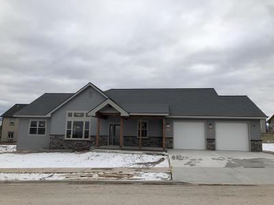 Missoula County Single Family Home For Sale: 2936 Prada Drive