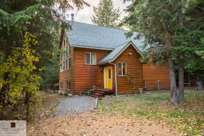 Kalispell Single Family Home For Sale: 43 Rockwood Road