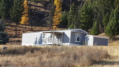 Flathead County Single Family Home For Sale: 1343 Coon Hollow Road