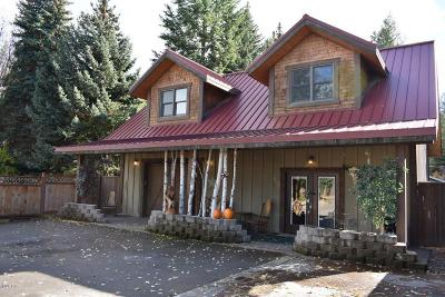 Bigfork Single Family Home For Sale: 160 Highway 209