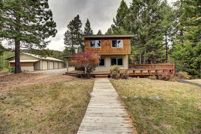 Kalispell Single Family Home For Sale: 1925 Ashley Lake Road