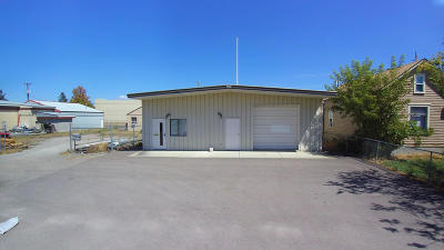 Flathead County Commercial For Sale: 171 4th Avenue West North