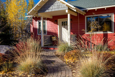 Whitefish Single Family Home Under Contract Taking Back-Up : 214 Trestle View Court