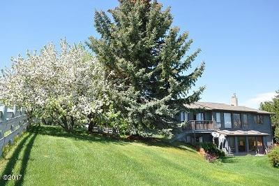 Kalispell Single Family Home For Sale: 987 Ranch Lane