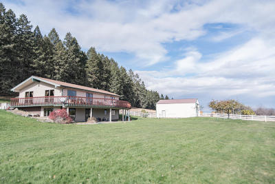 Kalispell Single Family Home For Sale: 435 White Basin Road
