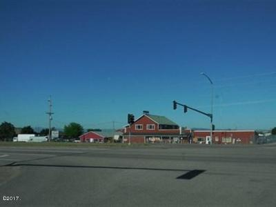 Lake County Commercial Under Contract Taking Back-Up : 54869 Highway 93