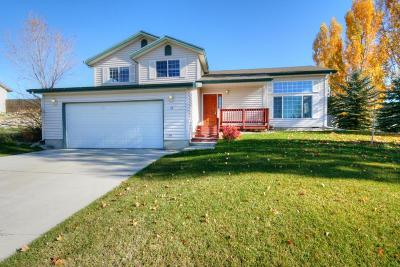 Kalispell Single Family Home Under Contract with Bump Claus: 17 Honeysuckle Lane