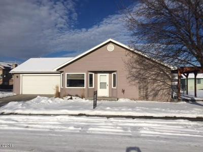 Missoula Single Family Home For Sale: 2410 Cottage Court