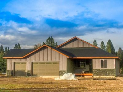 Seeley Lake Single Family Home For Sale: 1470 Golf View Drive