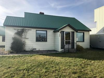Flathead County Single Family Home For Sale: 1404 Airport Road