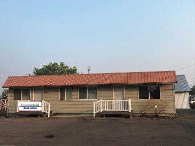 Kalispell Commercial For Sale: 490 East Montana Street