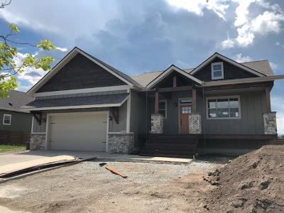Kalispell Single Family Home For Sale: 126 Lazy Creek Way