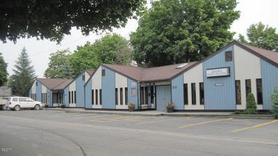 Kalispell Commercial For Sale: 30 East Washington Street