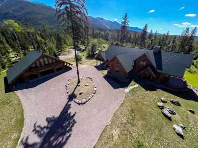 Condon, Potomac, Seeley Lake Single Family Home For Sale: 495 Cooney Trail