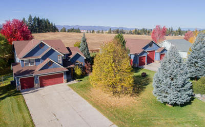 Kalispell Single Family Home For Sale: 164 Pheasant Run