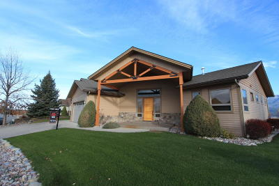 Lake County Single Family Home For Sale: 318 Montana Landing