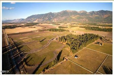 Kalispell Residential Lots & Land For Sale: 676 Sweetgrass Ranch Road