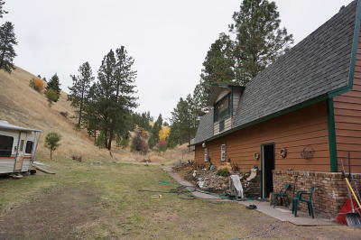 Missoula Single Family Home For Sale: 10510 O'brien Creek Road
