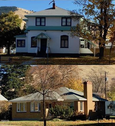 Missoula Multi Family Home For Sale: 444 & 430 Stephens Avenue