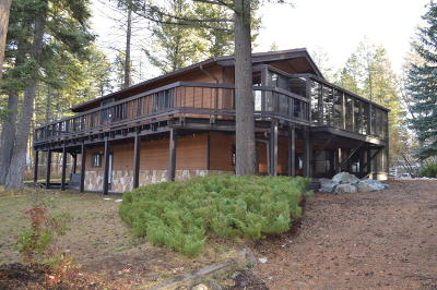 Flathead County Single Family Home For Sale: 243 Deer Trail