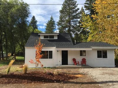 Columbia Falls Single Family Home Under Contract Taking Back-Up : 1420 Grove Street