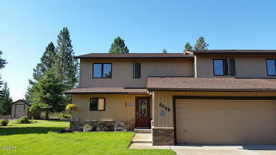 Kalispell Single Family Home Under Contract Taking Back-Up : 2988 Rufenach Lane