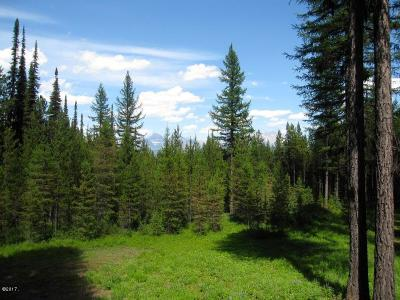 Polebridge, West Glacier Residential Lots & Land For Sale: Nhn(32 Ac) North Fork Road